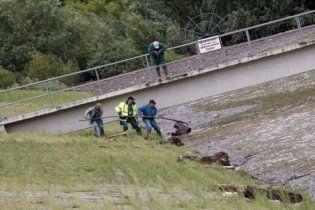 Жертвами наводнения во Франции стали 10 человек