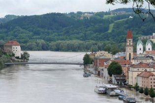 В Словакии тысячи людей эвакуированы из-за наводнения