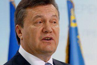 Янукович натякнув, що йому загрожує небезпека