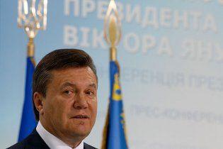 """Янукович не отменил """"черные списки"""" с Россией"""