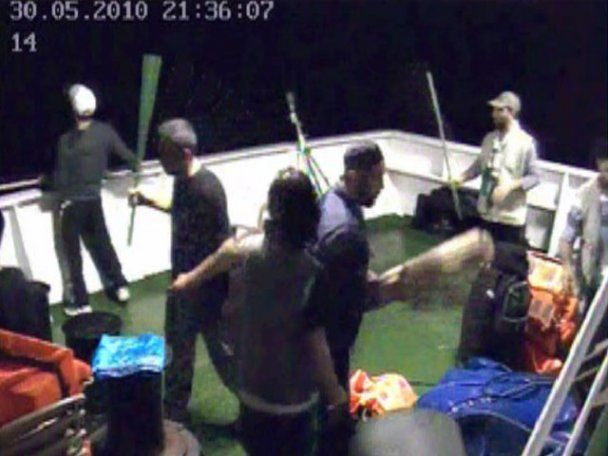 """Ізраїль: на борту судна """"Флотилії свободи"""" були професійні найманці"""