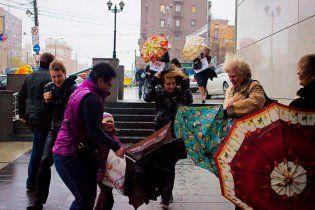 В Москве штормовое предупреждение: прервано движение метро
