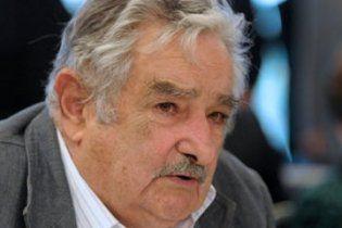 Президент Уругвая - самый бедный президент в мире
