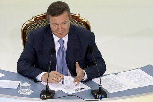Янукович не вернет RosUkrEnergo изъятый газ, поскольку не знает где он