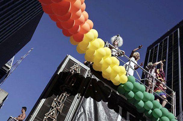Мільйонний гей-парад у Бразилії