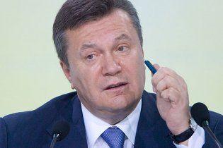 Янукович пригрозил министру финансов: я уже занес над Вами топор