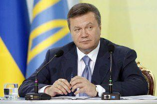 """Янукович запропонував Росії й Казахстану """"побудувати на трьох"""""""