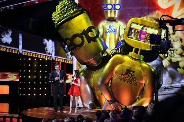 Вручение премии MTV Movie Awards 2010