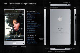 Apple представила смартфон iPhone 4