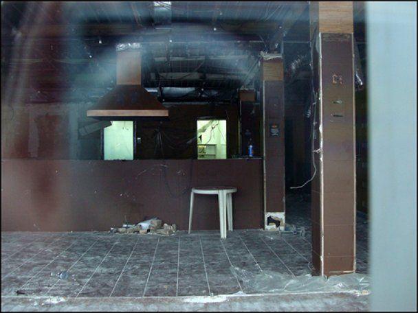 У Києві згорів японський ресторан
