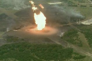 Відразу два потужні вибухи газу сталися на території США