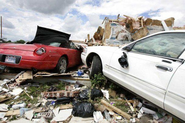 Смертельный торнадо пронесся над США