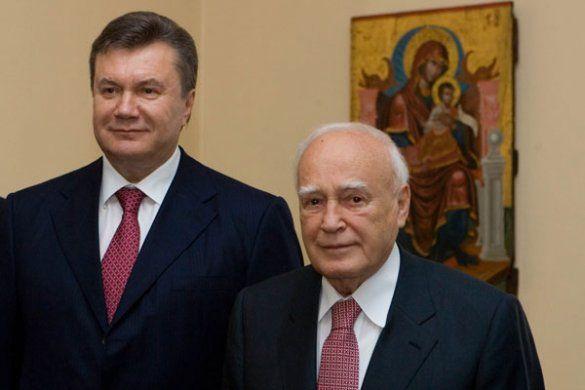 Візит Віктора Януковича до Греції_3