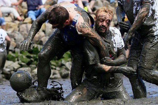 Самые грязные Олимпийские игры в мире