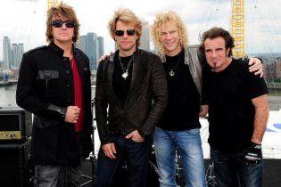 Группа Bon Jovi признана иконой MTV