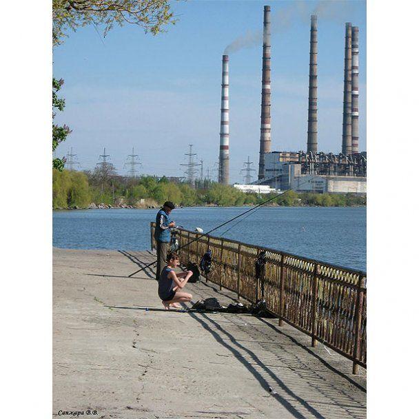 ТОП-10 найбільш забруднених міст України