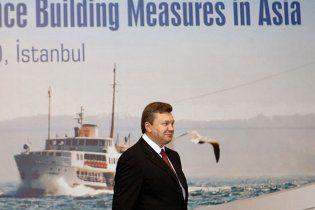 Во время визита Януковича в Стамбуле произошел теракт