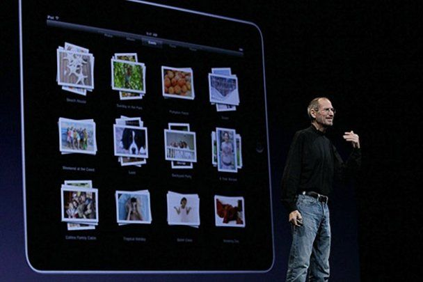 Apple презентувала новий смартфон iPhone 4