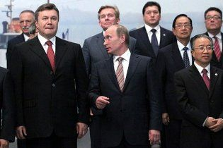 Янукович попросив у Путіна грошей на українські АЕС