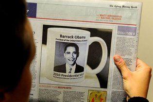 """В Австралії з продажу вилучили горнятка з написом """"Баррак Обама"""""""