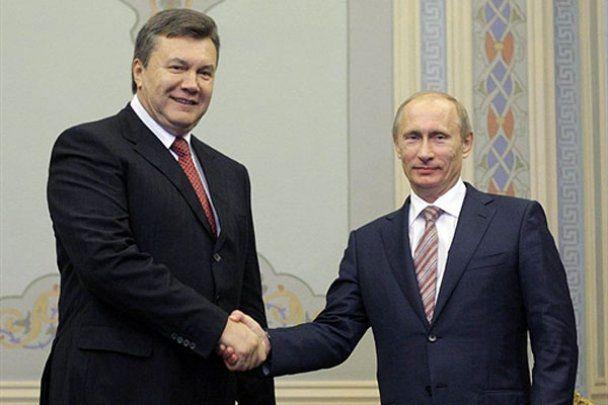 У Стамбулі Янукович зустрівся з Путіним