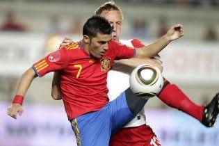 Господарі Євро-2012 зазнали ганебної поразки від Іспанії (відео)