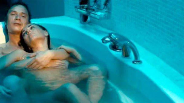 Жанна Фріске оголилась у еротичній сцені