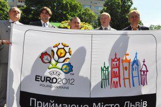Підготовка Львівщини до ЄВРО-2012 задовольнила УЄФА