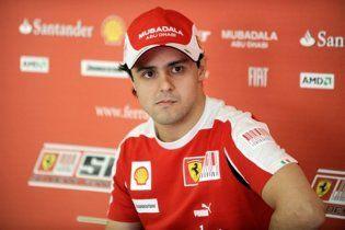 Феліпе Масса залишається у Ferrari до 2012 року