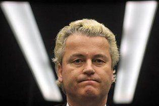 Нідерландські націоналісти обігнали на виборах правлячу партію