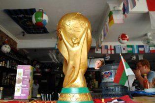 Украина подаст заявку на проведение чемпионата мира по футболу