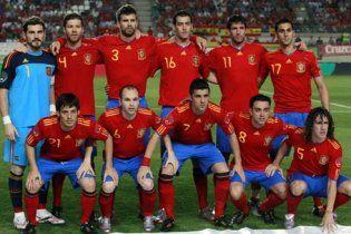 Представляємо учасників ЧС-2010: збірна Іспанії