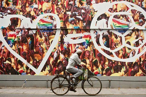 В ЮАР стартует Чемпионат мира по футболу