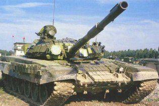 У Росії під час навчань вибухнув танк Т-72, екіпаж загинув