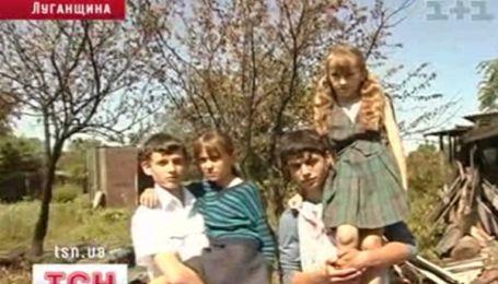 Пять подростков спасли от огня целую семью