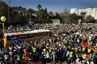 Чемпионат мира под угрозой срыва из-за массовых забастовок