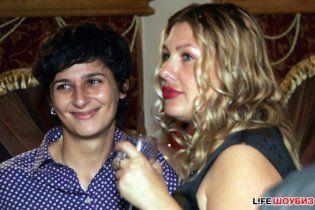 Єва Польна одружиться із подругою Олександрою