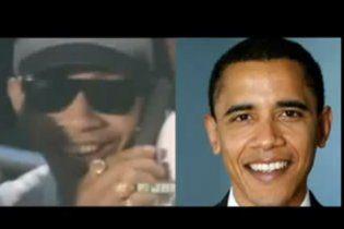 Молодого Барака Обаму виявили в реперському кліпі 1993 року