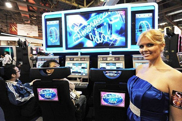 Азіатська виставка азартних ігор у Китаї
