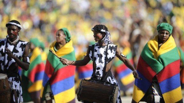 Состоялась церемония открытия Чемпионата мира - 2010