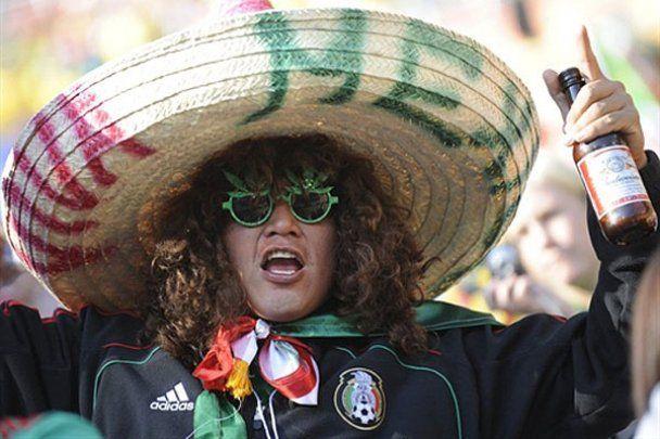 Лица Чемпионата мира-2010