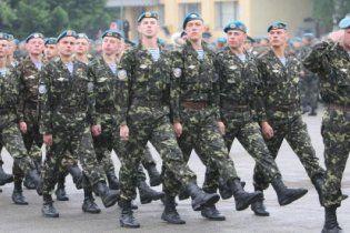 Украинская армия станет боеспособной через шесть лет