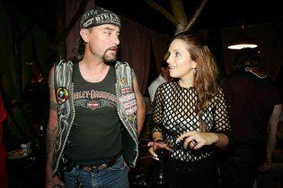 Шонн Карр и Женя Тимошенко развлеклись на байкерской вечеринке