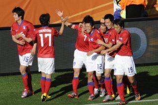 Корейці з нагоди перемоги над збірною Греції скупили всі презервативи