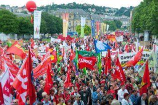Вибух на демонстрації в Берліні: 15 поліцейських поранені