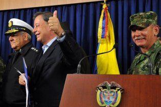 В Колумбии освободили заложников, похищенных 12 лет назад