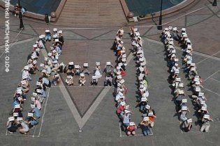 В Киеве защищали право на мирные собрания: у ВР - столкновение с милицией