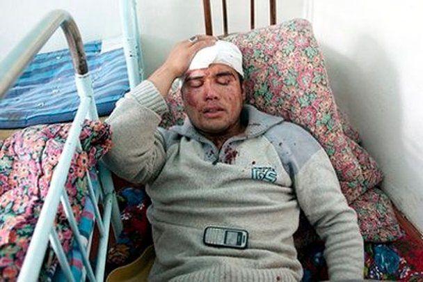 Криваві зіткнення у Киргизстані