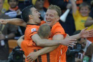 ЧМ-2010. Нидерланды - Дания. Послематчевые комментарии