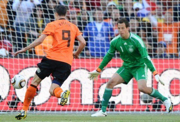 ЧС-2010. Нідерланди перемогли Данію (відео)